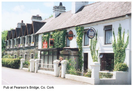 pearsons bridge pub